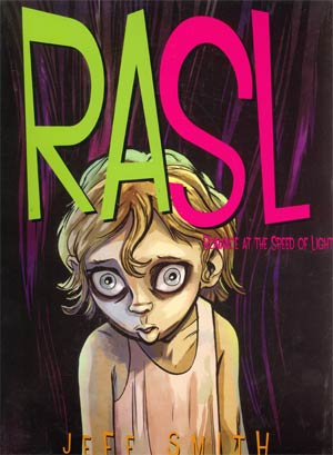 Rasl Vol 3 Romance At The Speed Of Light TP