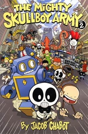 Mighty Skullboy Army Vol 2 TP