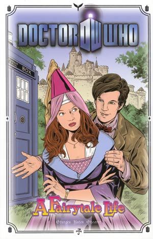 Doctor Who A Fairytale Life TP