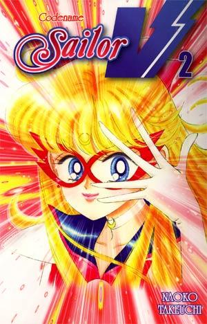 Codename Sailor V Vol 2 GN