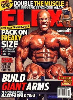 Flex Magazine Vol 29 #7 Sep 2011