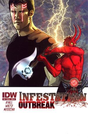 Infestation Outbreak #3 Regular Cover A