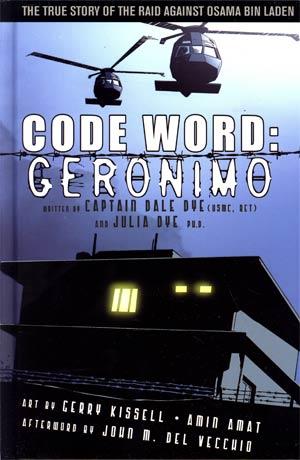Code Word Geronimo HC