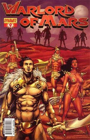 Warlord Of Mars #9 Regular Stephen Sadowski Cover