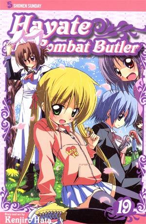Hayate The Combat Butler Vol 19 TP