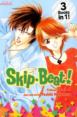 Skip-Beat 3-In-1 Edition Vols 4 - 5 - 6 TP