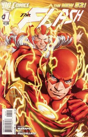 Flash Vol 4 #1 Variant Ivan Reis Cover