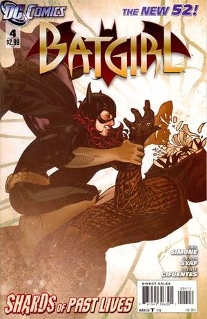 Batgirl Vol 4 #4
