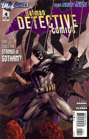 Detective Comics Vol 2 #4