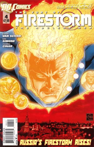 Fury Of Firestorm The Nuclear Men #4