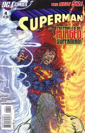 Superman Vol 4 #4