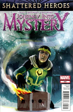Journey Into Mystery Vol 3 #632 (Shattered Heroes Tie-In)