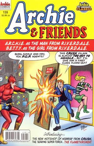 Archie & Friends #159