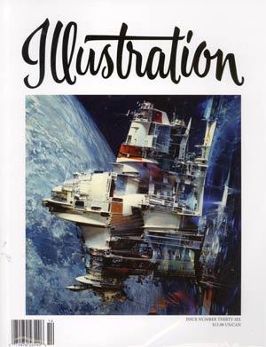 Illustration Magazine #36