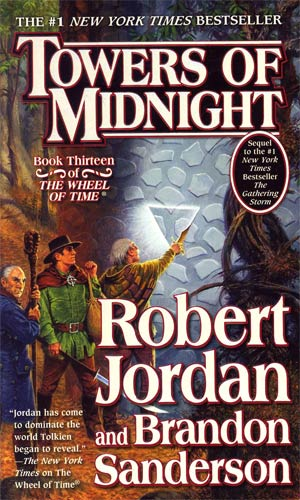 Towers Of Midnight Wheel Of Time Vol 13 MMPB