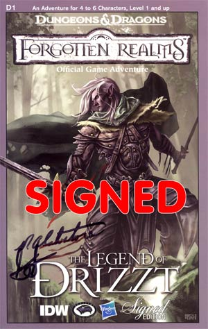 Dungeons & Dragons Legend Of Drizzt Neverwinter Tales #1
