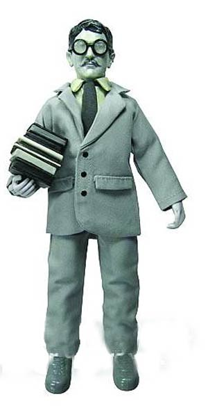 Twilight Zone 8-Inch Series 4 Henry Bemis Action Figure