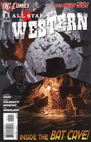 All Star Western Vol 3 #5