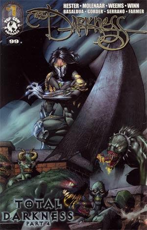 Darkness Vol 3 #99 Cover B Sheldon Mitchell
