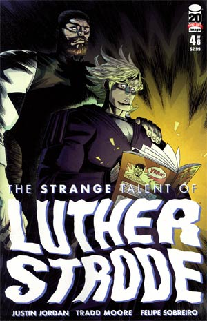 Strange Talent Of Luther Strode #4