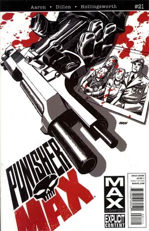 Punisher MAX Vol 2 #21