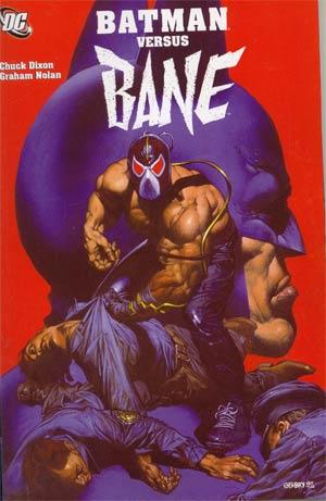 Batman Versus Bane TP