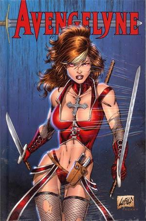 Avengelyne Vol 1 Devil In The Flesh HC