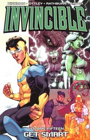 Invincible Vol 15 Get Smart TP