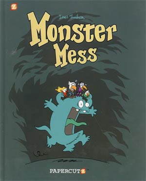 Monster Vol 2 Monster Mess HC