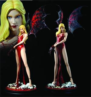 Darkchylde Ariel Chylde Saga 1/4 Scale Statue