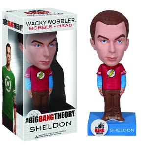 Big Bang Theory Sheldon Wacky Wobbler