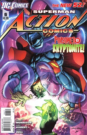 Action Comics Vol 2 #6 Cover A Regular Andy Kubert Cover