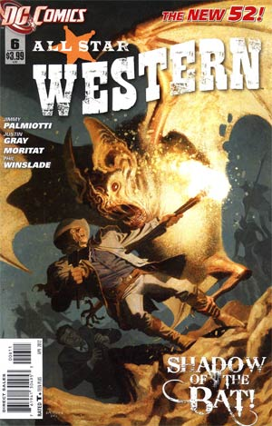 All Star Western Vol 3 #6