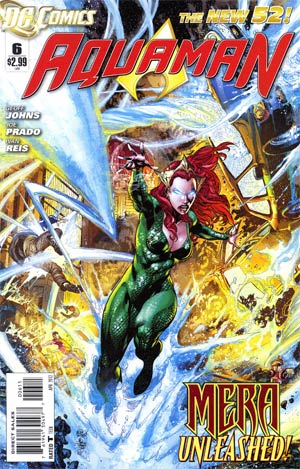 Aquaman Vol 5 #6 Regular Ivan Reis Cover