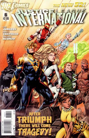 Justice League International Vol 2 #6