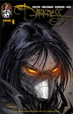 Darkness Vol 3 #100 Cover B Todd McFarlane