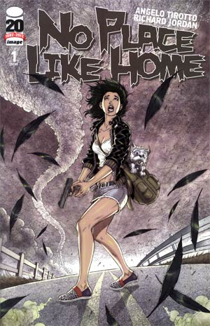 No Place Like Home #1 Variant Ian Churchill Cover