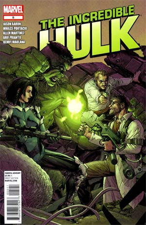 Incredible Hulk Vol 4 #5 (Shattered Heroes Tie-In)