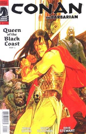 Conan The Barbarian Vol 3 #1 Regular Massimo Carnevale Cover