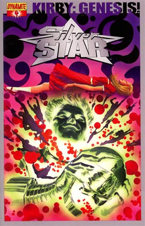 Kirby Genesis Silver Star #4 Cover A Regular Alex Ross Cover