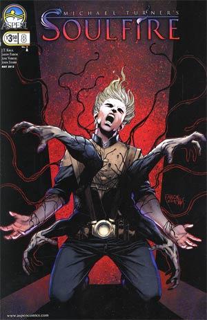 Soulfire Vol 3 #8 Cover A Jason Fabok