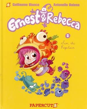 Ernest & Rebecca Vol 2 Sam The Repulsive HC