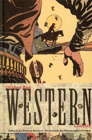 Golden Age Western Comics HC