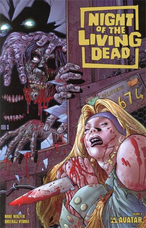 Night Of The Living Dead Vol 3 TP