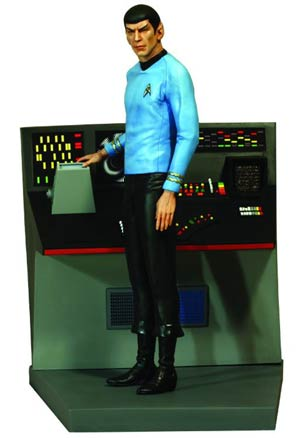 Star Trek Mr Spock 1/6 Scale Statue