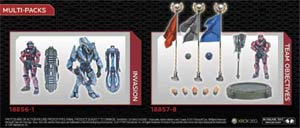 Halo Reach Multi-Pack Series 6 Invasion Action Figure