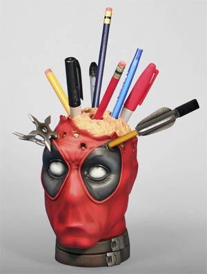 Deadpool Pencil Cup Desk Accessory