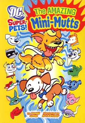 DC Super-Pets Amazing Mini-Mutts TP