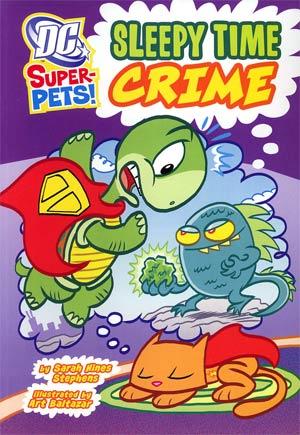 DC Super-Pets Sleepy Time Crime TP