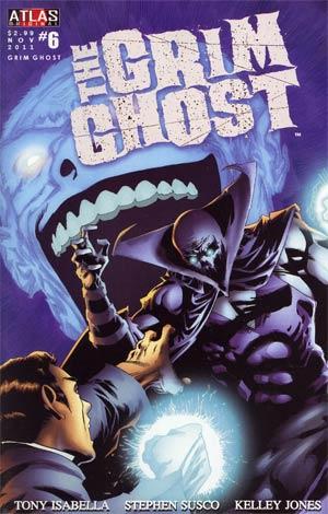 Grim Ghost Vol 2 #6